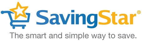 SavingStar logo and tagline