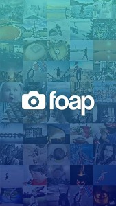 Foap App - This app allows users to upload their photography for use in stock photos