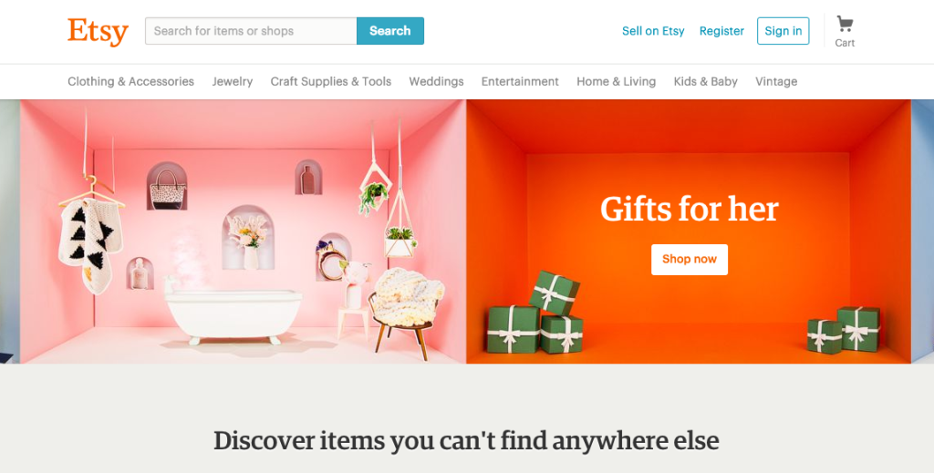 The Best Places to Holiday Shop Online-mintvine-etsy